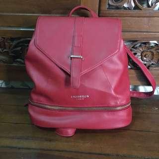 Bonnie Red Bag