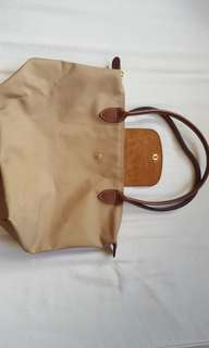 Lomgchamp long handle tote