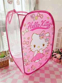 (INSTOCKS) hello kitty pink diamond laundry bag