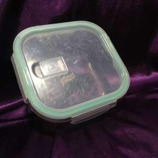 TUPPERWARE (GLASS) (BUNDLE OF 6 @ $15)