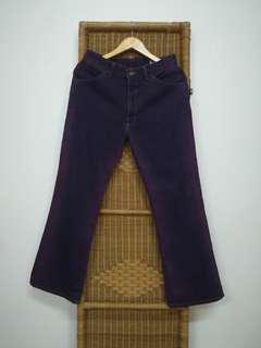 Original Wrangler high rise Dual tone jeans denim pants