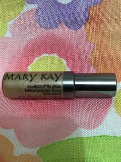 Mary kay nourishine lip gloss