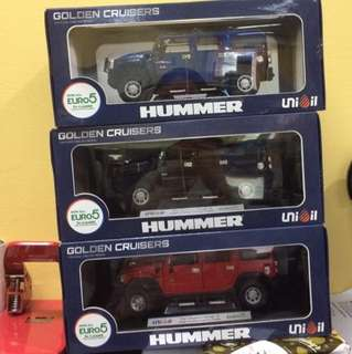 Unioil golden cruisers hummer edition