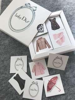 Baby Dior 對對咭game (30 x2)