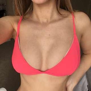 Stunning Hot pink Bikini Top