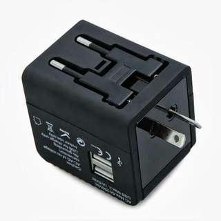 International Travel Plug Adapter