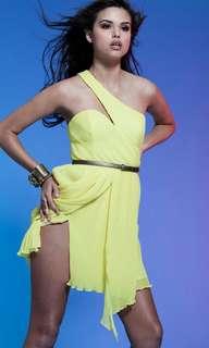 Jessica MAUBOY for KUKU dress size 10