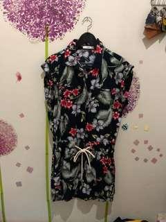 Mango Flower Jumpsuit