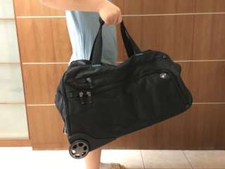 BMW拉桿行李袋