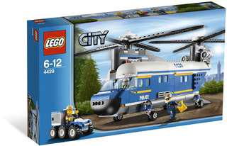 Lego 4439 Heavy Lift Helicopter