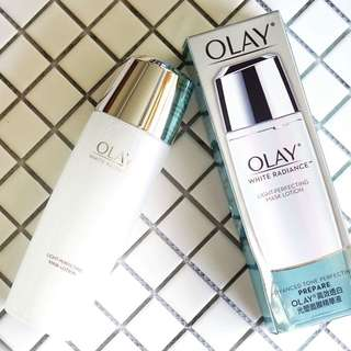 [New] OLAY 透白光塑面膜精華液 White Radiance Light Perfecting Mask Lotion 150ml