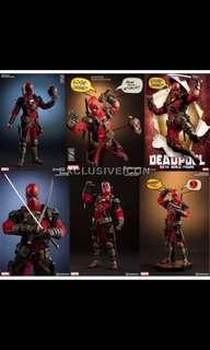 Sideshow 1/6 Deadpool Exclusive