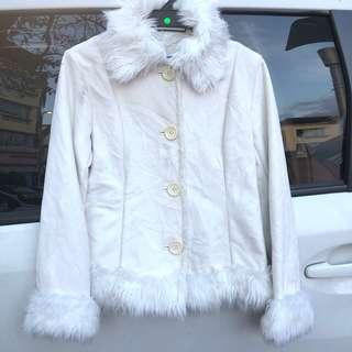Fur Winter Jacket