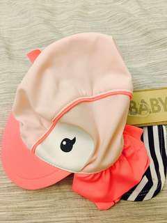 COTTON ON BABY Newborn Swim Hat