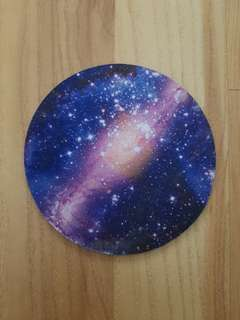 Galaxy Round Mouse Pad 15cm