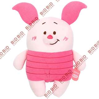 Piglet 小豬霹靂 豬仔 攬枕 枕頭 抱枕 Cushion 公仔 柔軟 超強觸感 TAKARA TOMY mocchi mocchi 系列 M Size DISNEY 迪士尼 Winnie The Pooh 小熊維尼 維尼熊