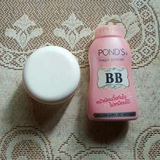 Ponds bb magic original thailand