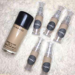 [TRIAL PACK] 5ML MAC Studio Fix Fluid SPF15 Foundation