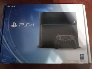 Sony ps4 fat 500gb