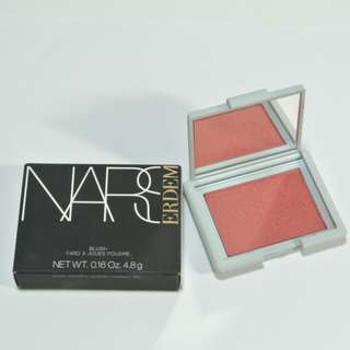 (包郵)NARS Blush 胭脂 #Loves Me Strawberry pink with golden shimmer