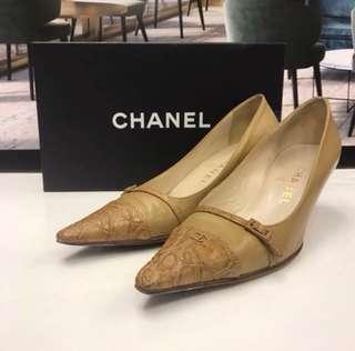 Chanel High Heel