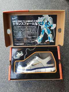 Transformer Nike Free 7.0