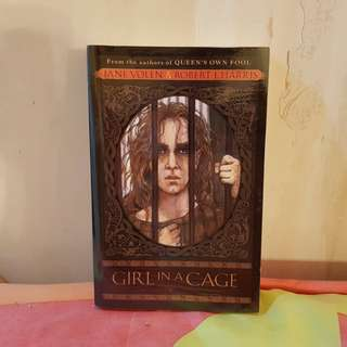 Girl in a Cage by Jane Volen