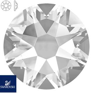 Original SWAROVSKI Hotfix Crystal Batu Manik SS8 SS10 SS12 SS16 S20 SS30 Iron on
