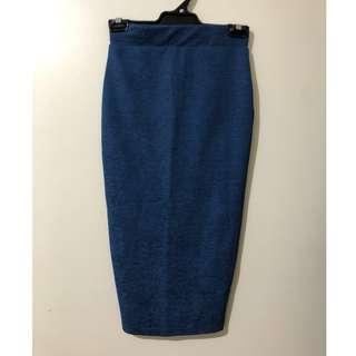 BNWT bodycon knee length skirts
