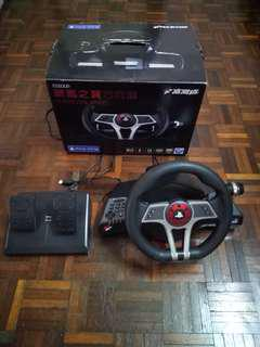 Steering for Ps4 and Ps3
