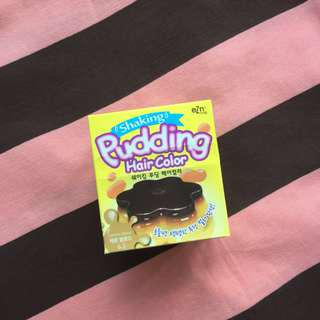 EZN 韓國布丁染髮劑 染髮霜 Shaking Pudding Hair Color Lemon Blond 金銅啡色