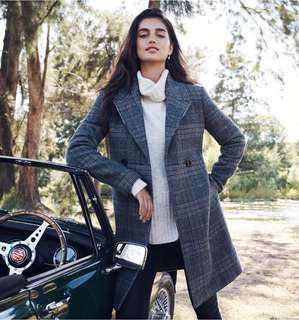 Forever new Stella coat