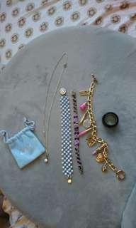 5pcs - jewelry bundle set - cheap!!