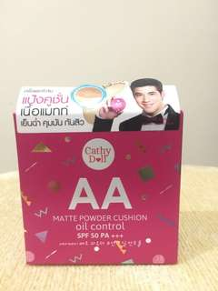 Cathy Doll AA Mattee Powder Cushion
