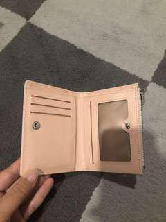 Miniso Pink Wallet