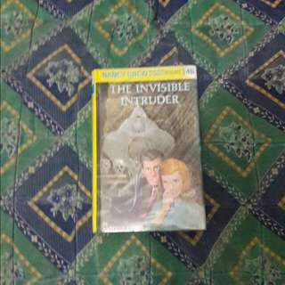 FREE SHIPPING! Nancy Drew's The Invisible Intruder