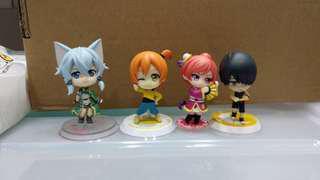 Petite/Chibi Figurines