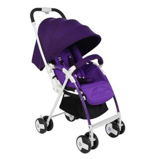Oyster Stroller Light & Move Purple