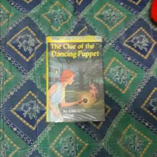 FREE SHIPPING! Nancy Drew's The Clue Of The Dancing Puppet