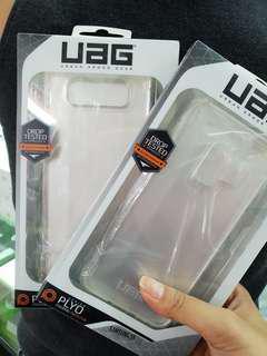 UAG Plyo Clear Case Samsung s8 s8 plus note 8 s9 s9 plus