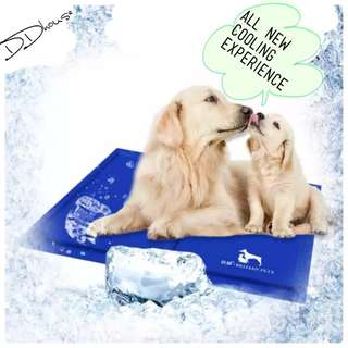 Cooling Mat For Pets / For Dogs And Cats / Temperature Lowering Mat