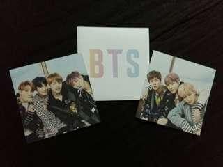 BTS Unofficial Photo Cards with Cover