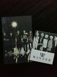 Winner & Black Pink Unofficial Photo Card with Cover