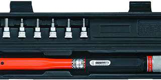 Super B Torque wrenches