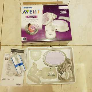 Avent single electric