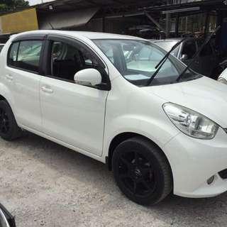 Perodua myvi ezi auto 2011