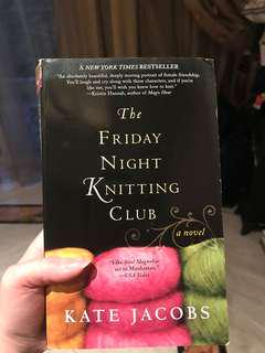 Friday Nigt Knitting Club - Kate Jacobs