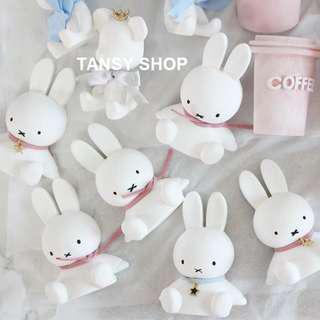 【TANSY SHOP】翻糖模具滿三件打八折! 卡通 3D米菲兔 干佩斯 硅膠 矽膠模具 翻糖DIY烘焙工具