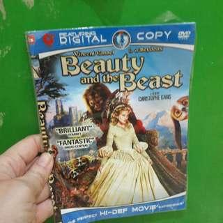 Preloved Dvd Film Beauty n Beast