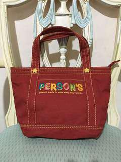 Person's Lunchbag